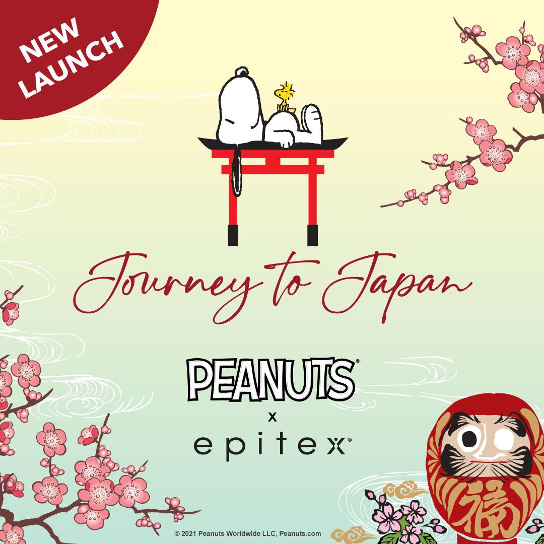 Peanut Launch - Journey To Japan