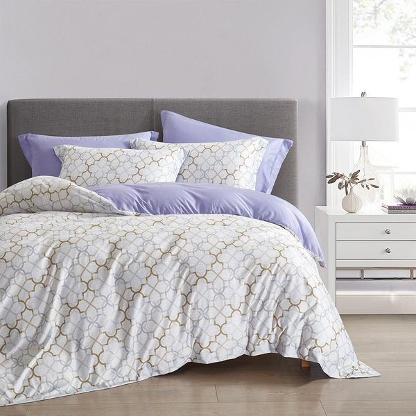 Epitex Nutex Bamboo BP5308-04 1200TC Fitted Sheet Set | Bedset