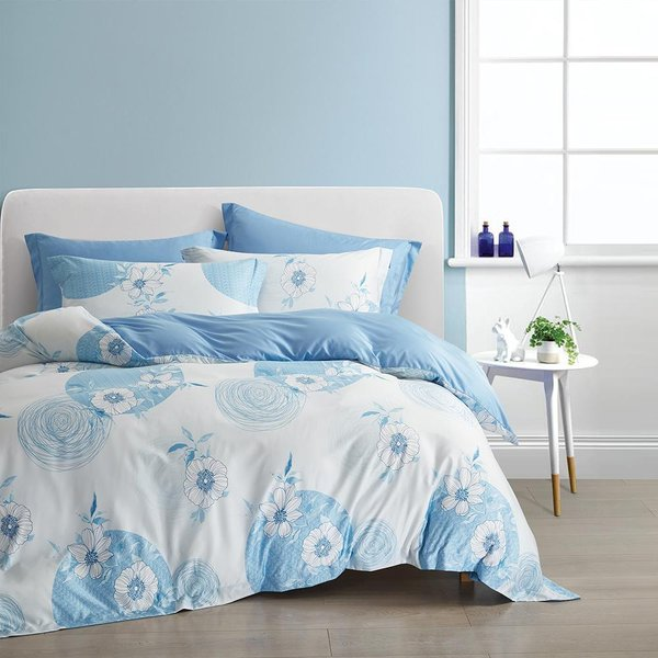 Epitex Nutex Bamboo BP5308-06 1200TC Fitted Sheet Set | Bedset