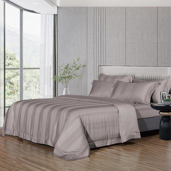 Epitex Aqualine Collection AQ3310 1600TC Dobby Bedsheet   Bedset