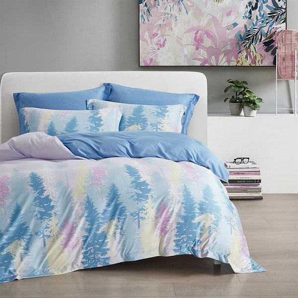 Epitex Nutex Bamboo BP5308-05 1200TC Fitted Sheet Set | Bedset
