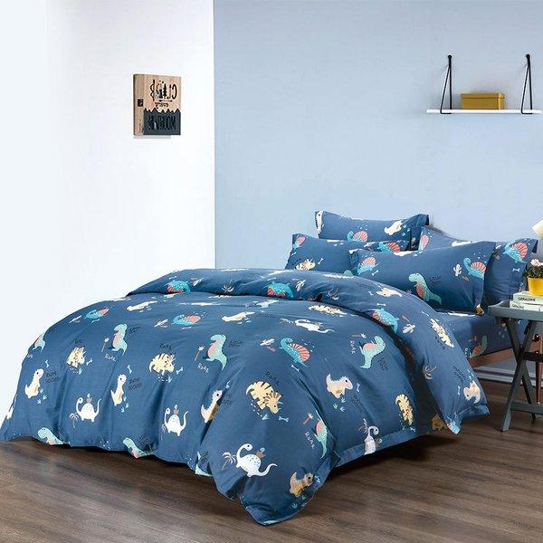 Epitex CK2048 900TC Cotton Fitted Sheet Set   Bedsheet Set