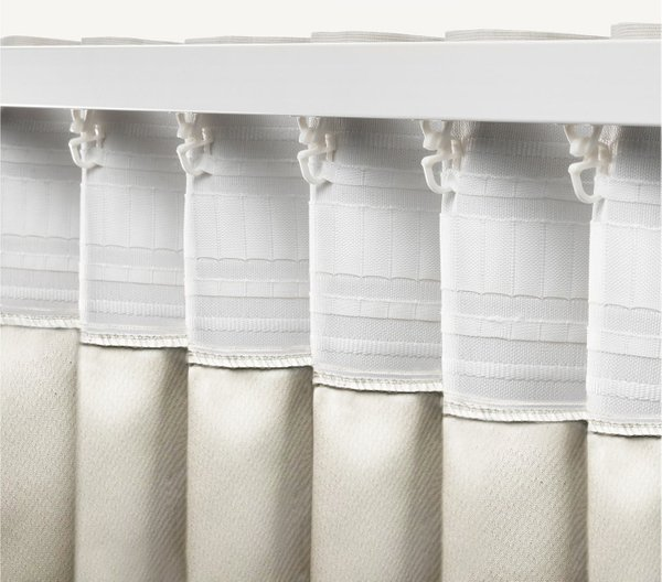 Epitex Clasica CLA302-4 Ready Made Curtain (Beige)