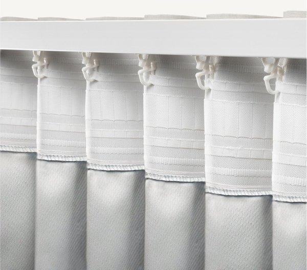 Epitex Clasica CLA302-5 Ready Made Curtain (Grey)