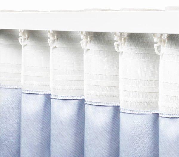 Epitex Clasica CLA302-6 Ready Made Curtain (Light Blue)