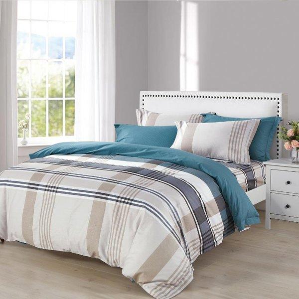 Epitex CP2042 900TC 100% Cotton Bed Sheet Set | Bedset