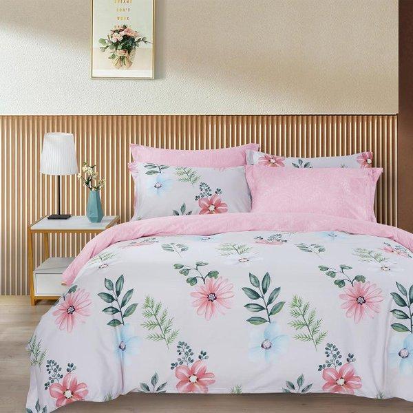 Epitex CP2043 900TC 100% Cotton Bed Sheet Set | Bedset