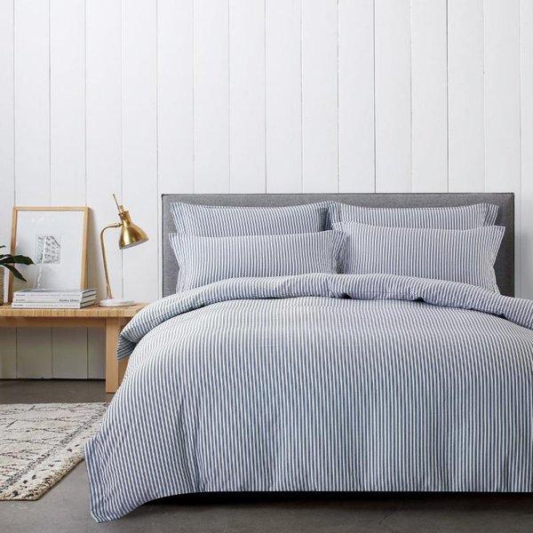 Epitex Urutora EC7806 1400TC Stonewashed Yarn-Dyed Bedsheet