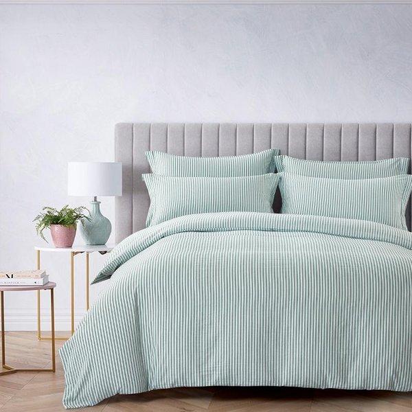 Epitex Urutora EC7808 1400TC Stonewashed Yarn-Dyed Bedsheet set