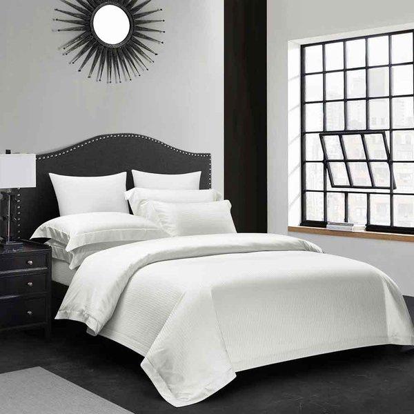 Epitex Hybrid Botanic Silk ET1212-1 1200TC DOBBY Fitted Sheet Set | Bedset | 3 Colors