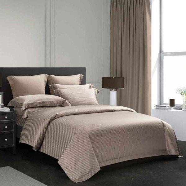 Epitex Hybrid Botanic Silk ET1212-2 1200TC DOBBY Fitted Sheet Set | Bedset | 3 Colors