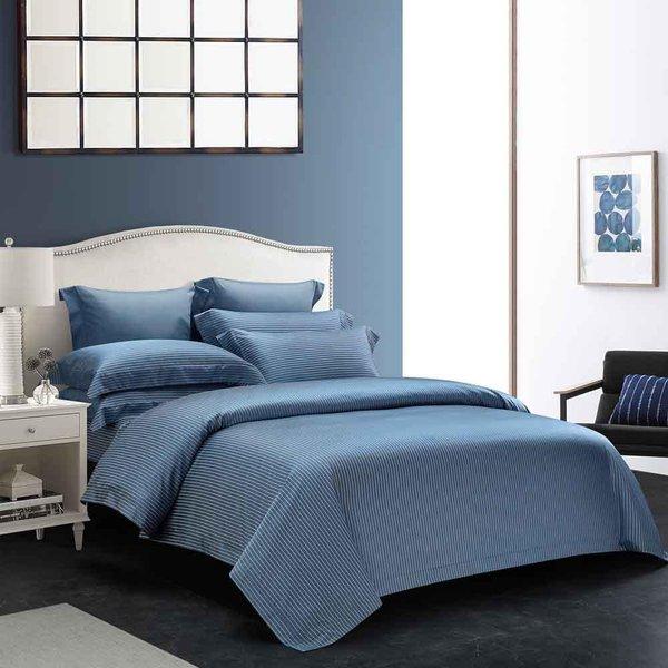 Epitex Hybrid Botanic Silk ET1212-3 1200TC DOBBY Fitted Sheet Set | Bedset | 3 Colors
