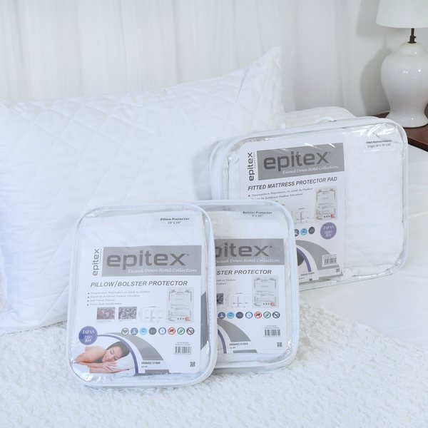 Epitex Exceed Down Hotel Collection Pillow / Bolster Protector