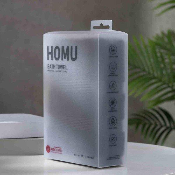 Epitex VIOGUARD HOMU Bath Towel | Anti-Bacteria Towel | Gym Towel | Bath towel