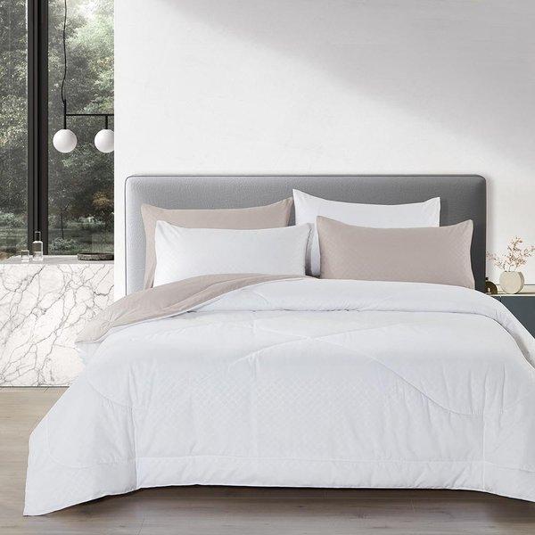 Epitex Homu HC8509 & HC8510 900TC Bedsheet | Fitted Sheet Set