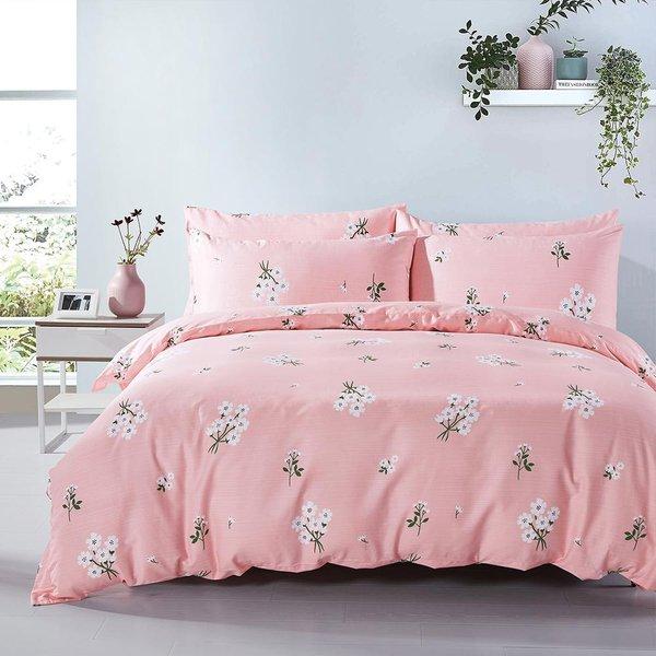 Epitex Homu Cotton HP2038-1 900TC 100% Cotton Bed Sheet Set