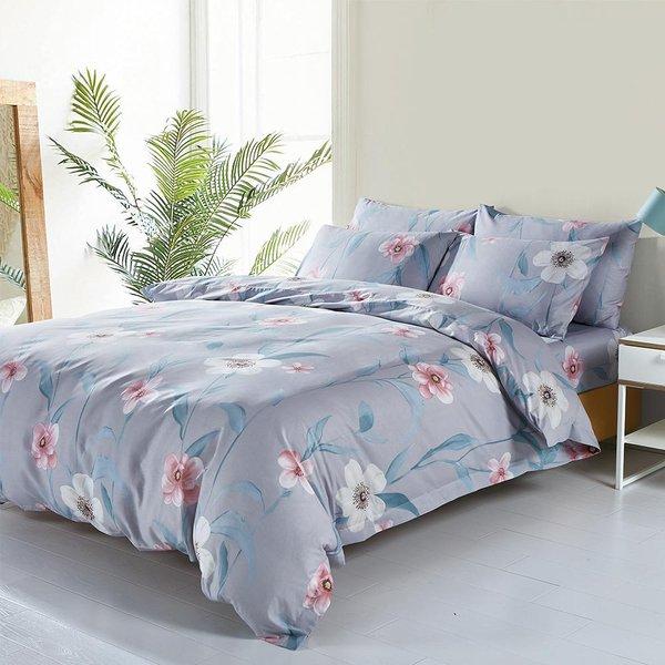 Epitex Homu Cotton HP2038-2 900TC 100% Cotton Bed Sheet Set
