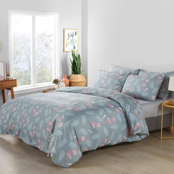 Epitex Homu HP9504 900TC Bedsheet | Fitted Sheet Set