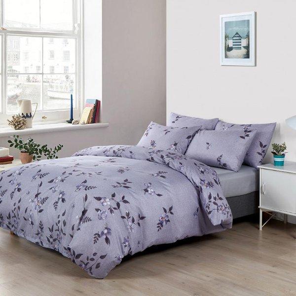 Epitex Homu HP9505 900TC Bedsheet | Fitted Sheet Set
