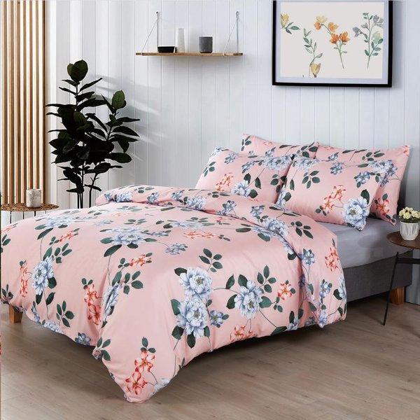 Epitex Homu HP9511 900TC Bedsheet | Fitted Sheet Set