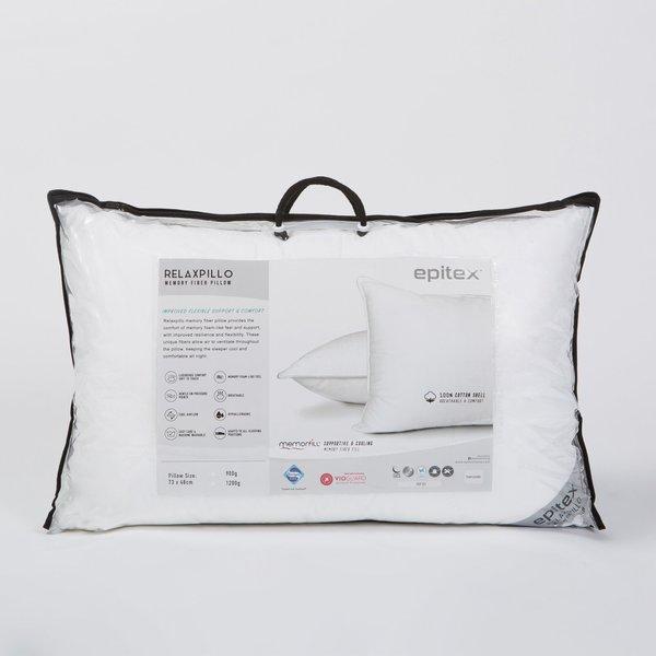 Epitex VIO+ Relaxpillo Memory Fiber Pillow