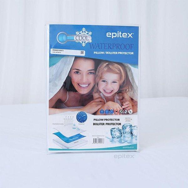 Epitex Cooling Waterproof Pillow | Bolster Protector