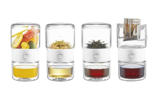 Epitex Pi Travel Cup | Tea Cup | Fruit Cup | Tea Holder