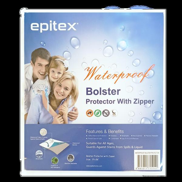 Epitex Waterproof Pillow   Bolster Protector