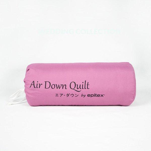 Epitex Air Down Summer Quilt Purple