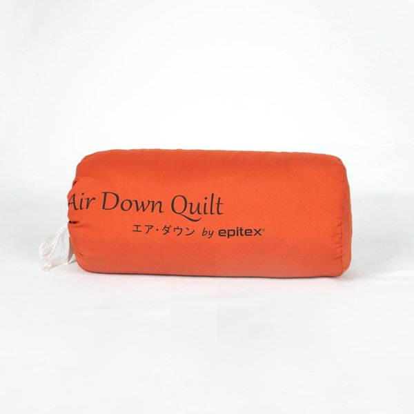 Epitex Air Down Summer Quilt Orange
