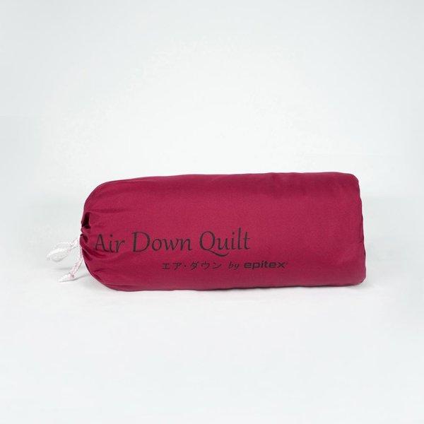 Epitex Air Down Summer Quilt Dark Pink