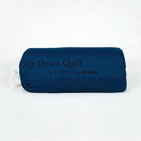 Epitex Air Down Summer Quilt Ombre Blue