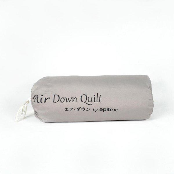 Epitex Air Down Summer Quilt Grey