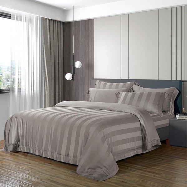 Epitex Aqualine Collection AQ3301 1600TC Dobby Bedsheet   Bedset