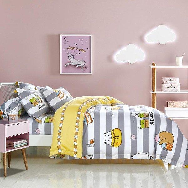 Epitex CK2035-2 900TC Cotton  Bedset   Bedsheet Set