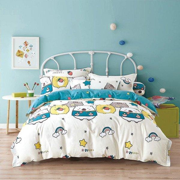 Epitex CK2035-3 900TC Cotton  Bedset | Bedsheet Set