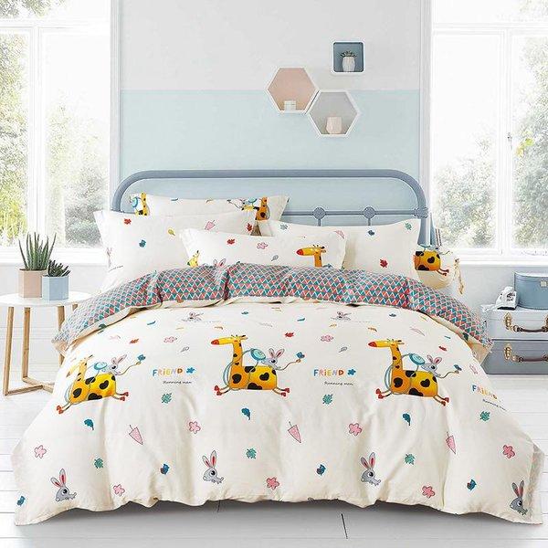 Epitex CK2035-5 900TC Cotton  Bedset | Bedsheet Set