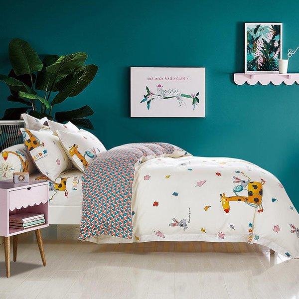 Epitex CK2035-5 900TC Cotton  Bedset   Bedsheet Set