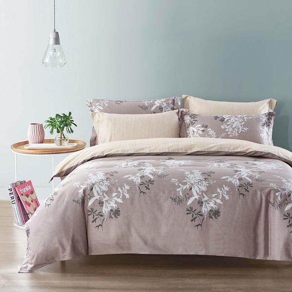 Epitex CP2058 900TC 100% Cotton Bed Sheet Set | Bedset