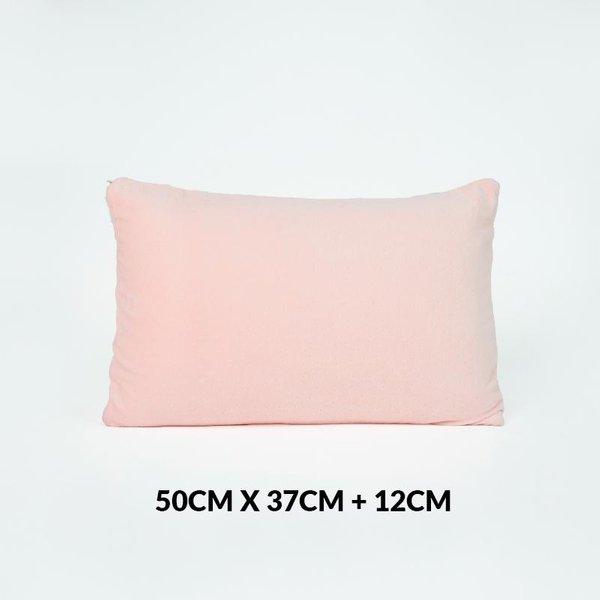 Epitex Shredded Memory Neck Support Pillow Pink