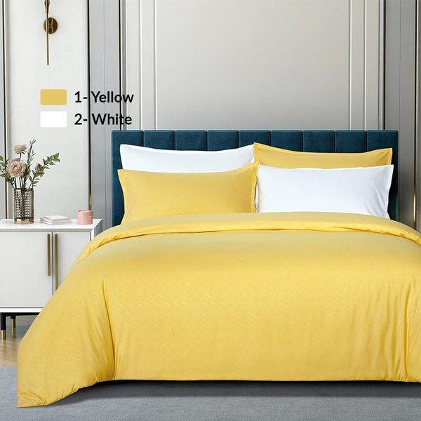 Epitex Silkysoft 900TC SS8030 01   02 Bedsheet   Bedset