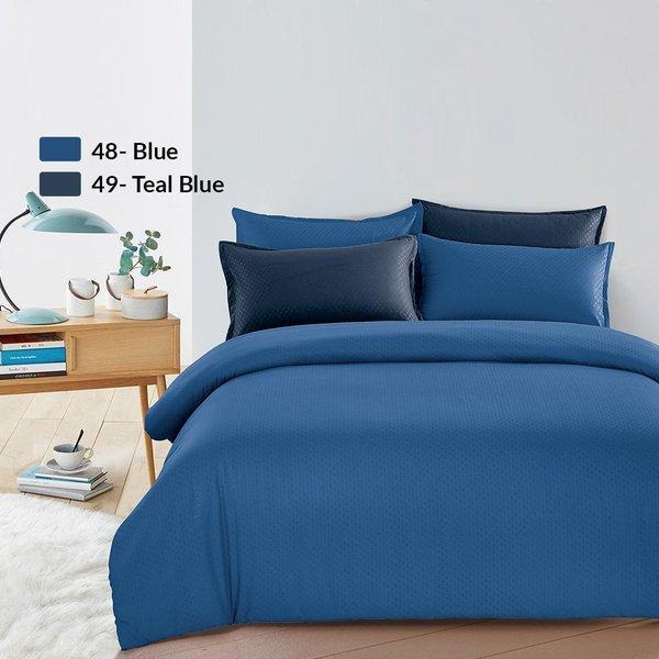 Epitex Silkysoft 900TC SS8048   49 Bedsheet   Bedset