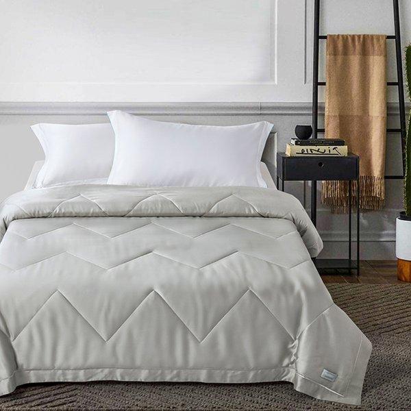 Epitex Tencel Quilt   Blanket EK1816 (Grey)