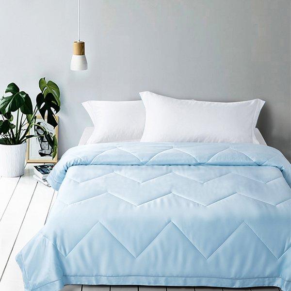 Epitex Tencel Quilt | Blanket EK1817 (Light Blue)
