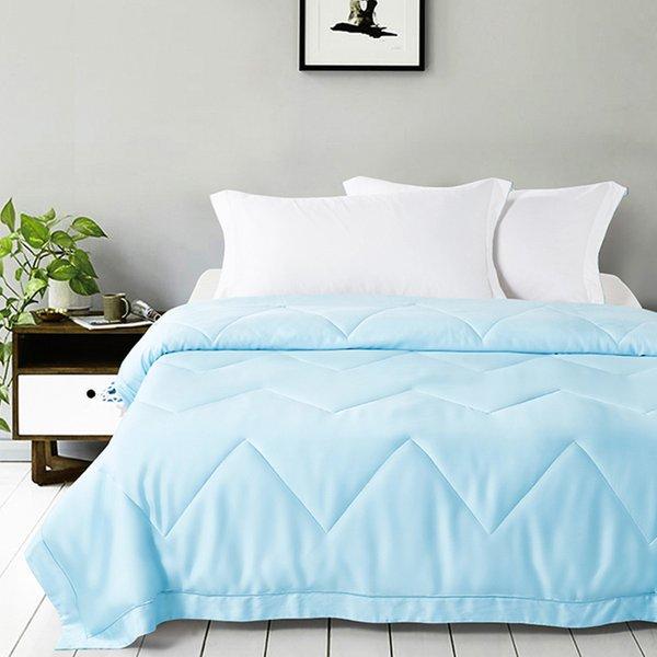 Epitex Tencel Quilt | Blanket EK1819 (Lake Blue)